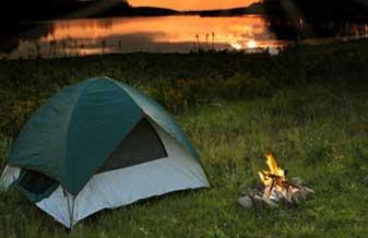 Camping do Sesc